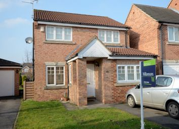 Thumbnail 3 bed detached house for sale in Tamworth Road, York