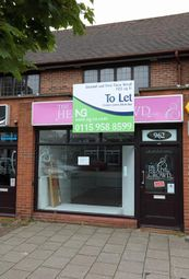 Thumbnail Retail premises to let in 962 Woodborough Road, Mapperley, Nottingham