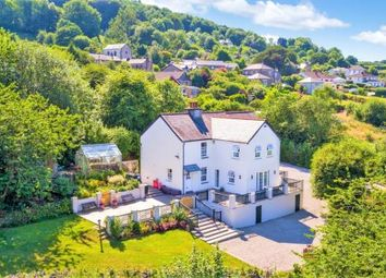Thumbnail 5 bed detached house for sale in Chilsworthy, Gunnislake, Cornwall