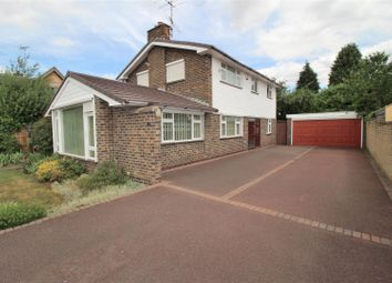 Thumbnail 5 bedroom detached house for sale in The Strand, Attenborough, Nottingham