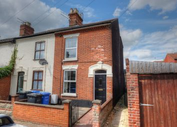 Thumbnail 3 bedroom end terrace house for sale in St. Olaves Road, Norwich