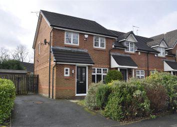 Thumbnail 3 bed mews house for sale in Prospect Road, Ashton-Under-Lyne