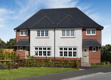 Thumbnail 3 bedroom semi-detached house for sale in St Andrews Park, Rochester Road, Halling, Kent