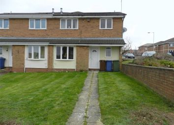 Thumbnail 2 bedroom semi-detached house to rent in Acorn Close, Cannock
