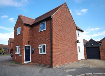 Thumbnail 3 bed detached house for sale in Elliot Close, South Woodham Ferrers, Chelmsford, Essex