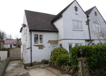 Thumbnail 4 bed semi-detached house for sale in Laurel Grove, Bingley
