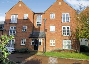Thumbnail 2 bed flat for sale in Merman Rise, Oxley Park, Milton Keynes