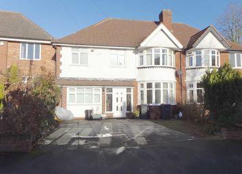 Thumbnail 5 bedroom semi-detached house for sale in Seacroft Avenue, Yardley, Birmingham