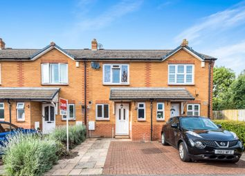 Thumbnail 2 bed terraced house for sale in Bampton Close, Littlemore, Oxford