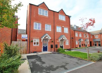 Thumbnail 4 bed semi-detached house for sale in Wellens Walk, St Helens