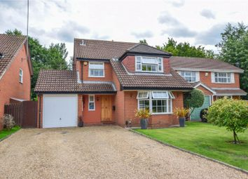 Thumbnail 4 bed detached house for sale in Rhodes Close, Earley, Reading, Berkshire