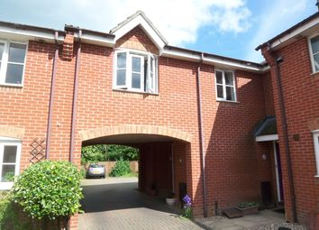 Thumbnail 1 bed terraced house to rent in Esprit Close, Wymondham, Norfolk