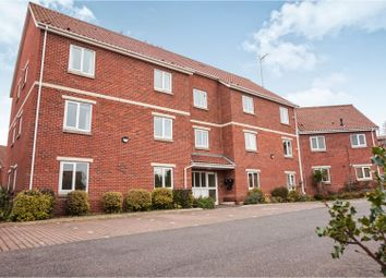 Thumbnail 3 bed flat for sale in 60 Cliff Road, Sheringham