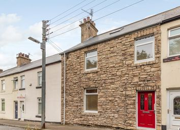 Thumbnail 3 bed terraced house for sale in Bessemer Street, Consett, County Durham