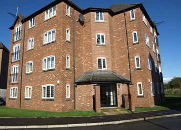 Thumbnail 2 bed flat for sale in Prestolee Court, Manchester
