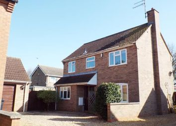 Thumbnail 4 bedroom detached house for sale in West Winch, King's Lynn, Norfolk
