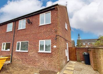 Thumbnail 3 bed semi-detached house for sale in Clarendon Drive, Martham, Great Yarmouth