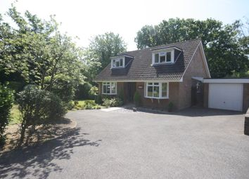 Thumbnail Bungalow for sale in Wayside Close, Milford On Sea