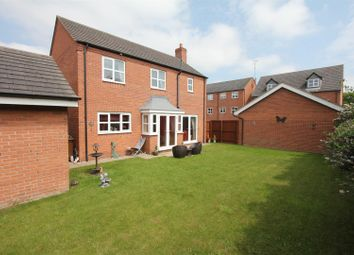 4 bed detached house for sale in Pickering Place, Burbage, Hinckley LE10