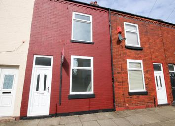 Thumbnail 3 bed terraced house to rent in Cromwell Road, Eccles, Manchester