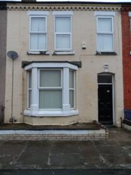Thumbnail 4 bed terraced house to rent in Mather Road, Prenton