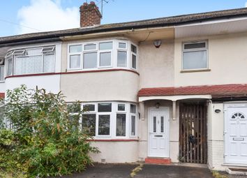 Thumbnail 2 bed terraced house to rent in Lewins Way, Slough