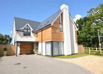 Thumbnail 4 bed detached house for sale in Everton Road, Hordle, Lymington, Hampshire