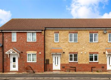 Thumbnail 2 bed terraced house for sale in The Hoplands, Sleaford, Lincolnshire