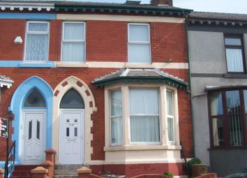 Thumbnail 5 bedroom terraced house to rent in South King Street, Blackpool