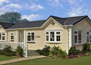 Thumbnail 2 bed mobile/park home for sale in Dandy Dinmont Park, Blackford, Carlisle, Cumbria