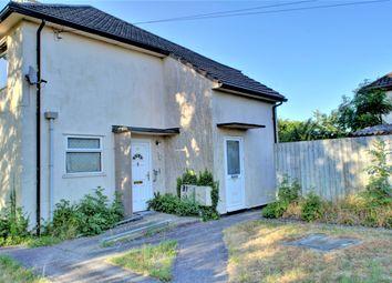 Thumbnail 1 bed maisonette for sale in Moredon Park, Swindon
