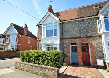 Thumbnail 4 bed semi-detached house for sale in Kings Road, Thame