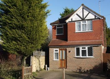 Thumbnail 4 bed detached house for sale in St Edith's Road, Kemsing, Sevenoaks