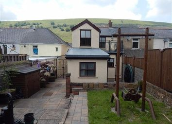 Thumbnail 3 bed end terrace house for sale in Abertillery Road, Blaina, Abertillery