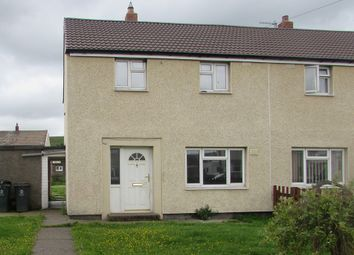 Thumbnail 2 bed semi-detached house to rent in Leaside, Halton Lea Gate