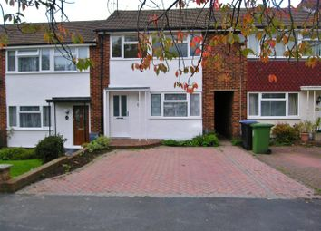 Thumbnail 3 bed terraced house for sale in Southwood Avenue, Knaphill, Woking