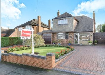 Thumbnail 3 bed detached house for sale in Hornby Road, Goldthorn Park, Wolverhampton