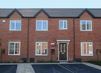Thumbnail 3 bed town house for sale in Hewer Court, Ox Close Park, Halfway, Sheffield