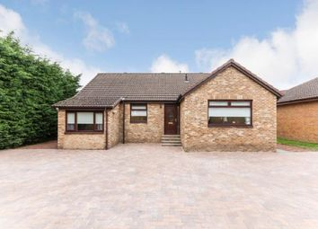 Thumbnail 4 bed bungalow for sale in St. Andrews Gate, Bellshill, North Lanarkshire, Scotland