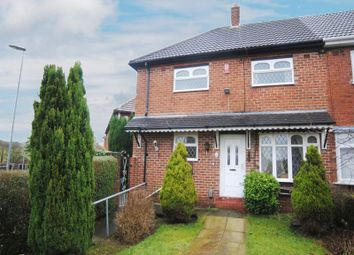 Thumbnail 3 bed semi-detached house for sale in Reading Way, Bentilee, Stoke-On-Trent, Staffordshire