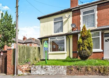 Thumbnail 2 bed terraced house to rent in Heath Road, Stapenhill, Burton-On-Trent