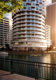 Thumbnail 1 bedroom flat for sale in One Park Drive, Canary Wharf