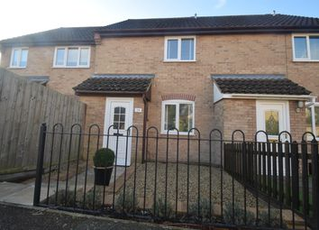 Thumbnail 2 bed terraced house for sale in Smock Meadow, Bildeston, Ipswich