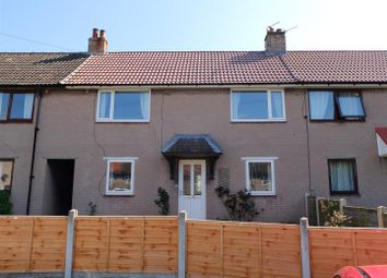 Thumbnail 3 bed terraced house for sale in Ridgemount Road, Carlisle