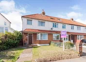 Church Lane, Chessington KT9. 3 bed end terrace house