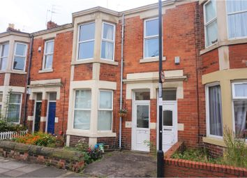 Thumbnail 3 bedroom flat for sale in Warton Terrace, Newcastle Upon Tyne