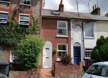 Thumbnail 2 bed terraced house to rent in Watlington Street, Reading