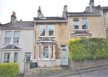 Thumbnail 3 bed terraced house to rent in Queenwood Avenue, Bath