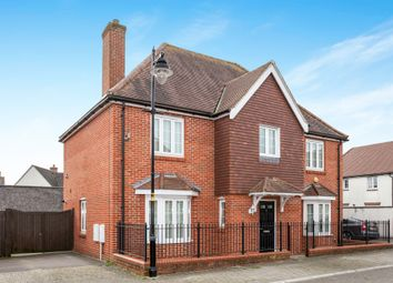Thumbnail 4 bed detached house for sale in Redworth Mews, Amesbury, Salisbury