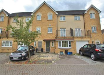Thumbnail 4 bedroom town house for sale in Genas Close, Ilford